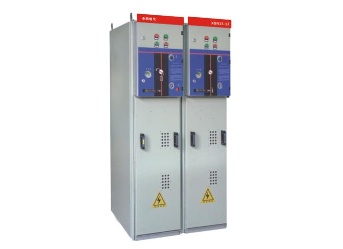 XGN15箱型固定交流金属封闭开关设备