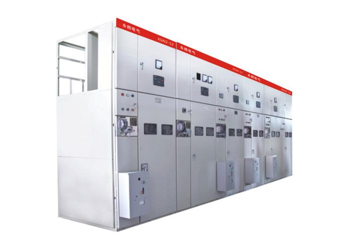 XGN2-12(Z)箱型固定交流金属封闭开关设备